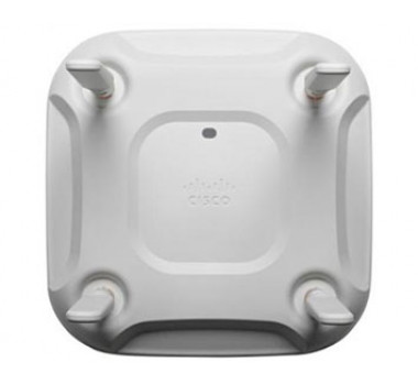 Access Point Cisco (Air-Cap3702e-Z-K9) 802.11ac Ctrlr Ap 4x4:3ss W/Cleanai Ext Ant (Não Inclusa);Z R
