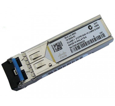 Transceiver Cisco Gigabit (Glc-Lh-Smd=) Sfp Lc Lx/Lh Multimodo/Monomodo 1310nm