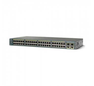 Switch Cisco WS-C2960X-48TS-BR 2960-X 48P 10/100/1000