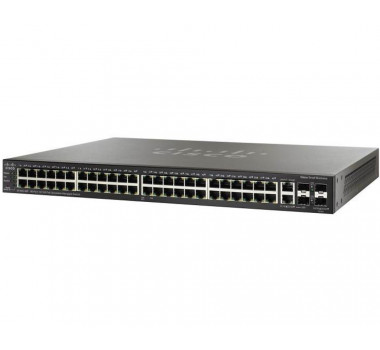 Switch Cisco 250 Series (Sg250-26p-K9-Na) 24 10/100/1000 Poe+ 2-Sfp L3 Gerenciável