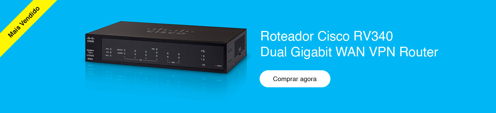 Roteador Cisco RV340