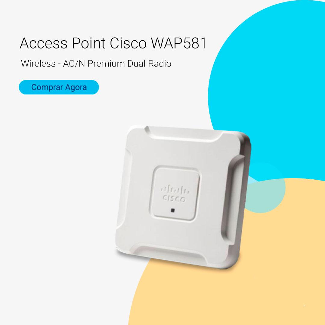 Access Point Cisco WAP581 Wireless
